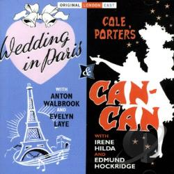 Original London Cast - Wedding in Paris / Can-Can (Original London Casts) CD Cover Art