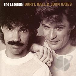 Daryl Hall & John Oates - Essential Daryl Hall & John Oates CD Cover Art