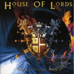 House Of Lords - World Upside Down CD Cover Art