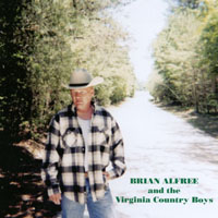 Alfree, Brian - Brian Alfree and the Va. Country Boys CD Cover Art