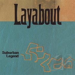 Layabout - Suburban Legend CD Cover Art