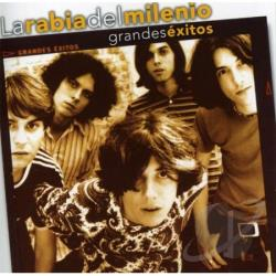 La Rabia Del Milenio - Grandes Exitos CD Cover Art