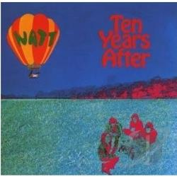 Ten Years After - Watt CD Cover Art