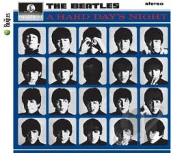 Beatles - Hard Day's Night CD Cover Art