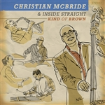 Mcbride, Christian & Inside Straight - Kind of Brown CD Cover Art