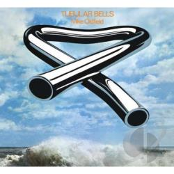 Oldfield, Mike - Tubular Bells CD Cover Art