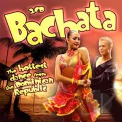 Bachata CD Cover Art