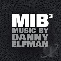 Elfman, Danny - Men in Black 3 CD Cover Art