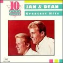 Jan & Dean - Greatest Hits CD Cover Art