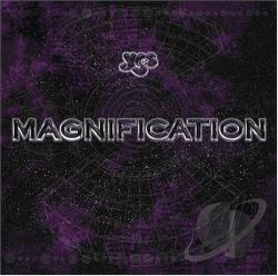 Yes - Magnification CD Cover Art