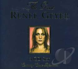 Geyer, Renee - Great Renee Geyer CD Cover Art