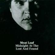 Meat Loaf - Midnight at the Lost and Found CD Cover Art