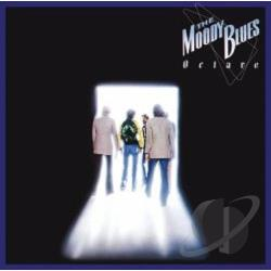 Moody Blues - Octave CD Cover Art