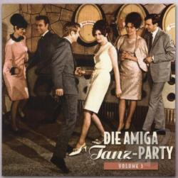 Amiga Tanz Party 3: Mit Lipsi CD Cover Art