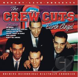 Crewcuts - Crew Cuts CD Cover Art