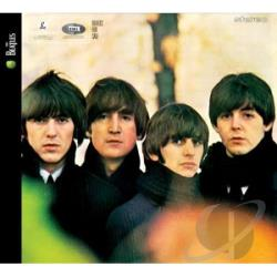 Beatles - Beatles for Sale CD Cover Art
