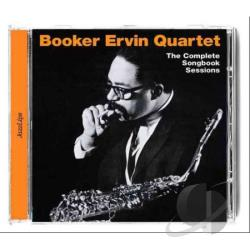 Ervin, Booker Quartet - Complete Songbook Sessions CD Cover Art