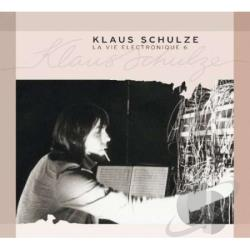 Schulze, Klaus - La Vie Electronique, Vol. 6 CD Cover Art