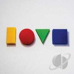 Mraz, Jason - Love Is a Four Letter Word CD Cover Art