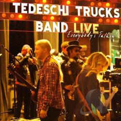 Tedeschi Trucks Band - Live: Everybody's Talkin' CD Cover Art