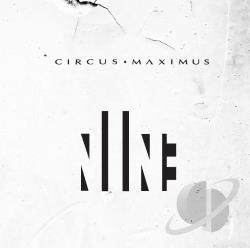 Circus Maximus - Nine CD Cover Art
