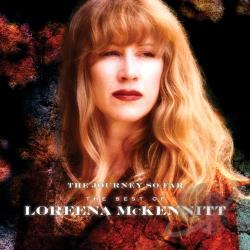 McKennitt, Loreena - Journey So Far: The Best of Loreena McKennitt CD Cover Art