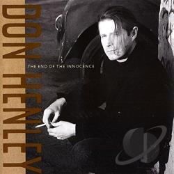 Henley, Don - End of the Innocence CD Cover Art