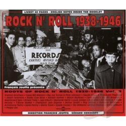 Rock & Roll, Vol. 2: 1938 - 1946 CD Cover Art