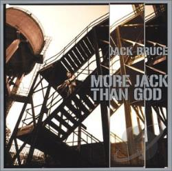 Bruce, Jack - More Jack Than God CD Cover Art