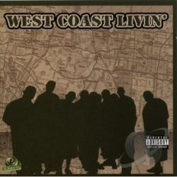 West Coast Livin' CD Cover Art