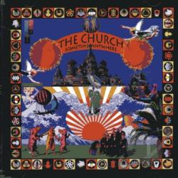 Church - Sometime Anywhere CD Cover Art