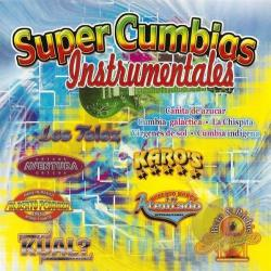 Super Cumbias Instrumentales CD Cover Art