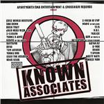 Apt.3/Dna Presents Known Associates Volume 1 DB Cover Art
