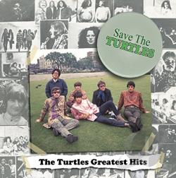 Turtles - Save the Turtles: Greatest Hits CD Cover Art