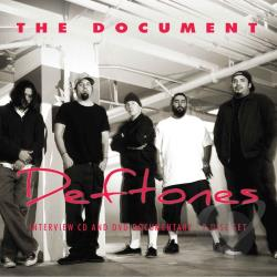 Deftones - Document CD Cover Art