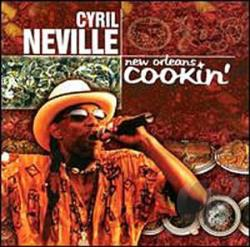 Neville, Cyril - New Orleans Cookin' CD Cover Art