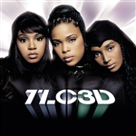 TLC - 3D CD Cover Art