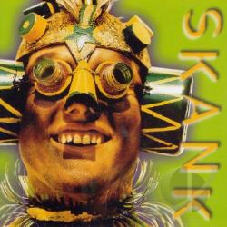 Skank - Calango CD Cover Art