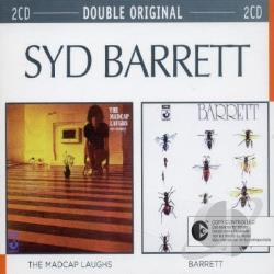 Barrett, Syd - Madcap Laughs/Barrett CD Cover Art