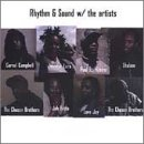 Rhythm & Sound - W/The Artists CD Cover Art