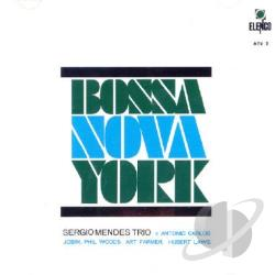 Mendes, Sergio - Bossa Nova York: Serie Elenco CD Cover Art
