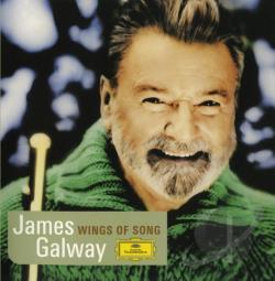 Galway, James - Wings of Song CD Cover Art