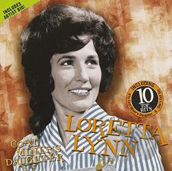 Lynn, Loretta - Coal Miner's Daughter CD Cover Art