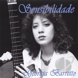 Barretto, Georgia - Sensibilidade CD Cover Art