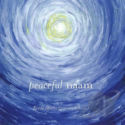 Skuba, Renee - Peaceful Naam CD Cover Art