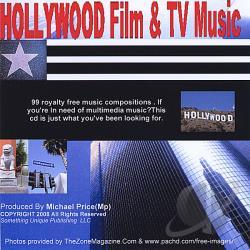 Price, Michael - Hollywood Royalty Free Music Library Vol.#1 CD Cover Art
