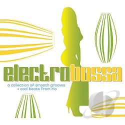 Edson X - Electrobossa CD Cover Art