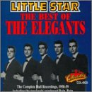 Elegants - Little Star: The Best of the Elegants CD Cover Art