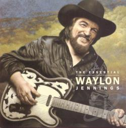 Jennings, Waylon - Essential Waylon Jennings (RCA) CD Cover Art