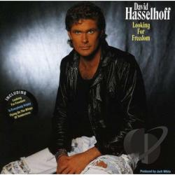 Hasselhoff david looking for freedom cd cover art